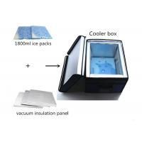 Buy cheap MSDS Approved Oxford Fabric Portable Medical Cooler Fridge Cooler Box from wholesalers