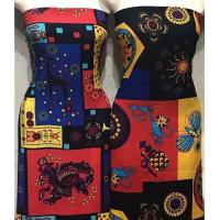 Buy cheap 11503 Spun rayon printing fabric 36, 58 width high quality cheap price ready goods available from wholesalers