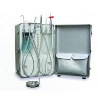 Buy cheap 550W Portable Dental Unit , 130L/min Mini Suction Air Compressor Dental Chair from wholesalers
