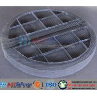 Buy cheap DM07 Monel400 Wire Mist Eliminator Pads, Up Style Demister Pad from wholesalers