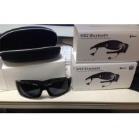 Buy cheap Portable DVR Camera Glasses With Bluetooth Headset For Male / Female from wholesalers