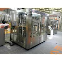 Buy cheap Sus 304 Industrial Bottling Equipment Monoblock Filling And Capping Machine product