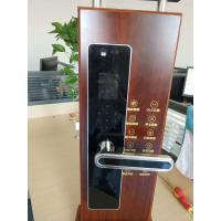 Buy cheap Palm Print Password Face Identification Smart Camera Door Lock , security door from wholesalers
