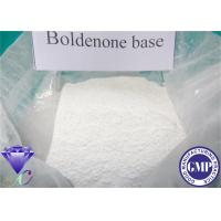 Buy cheap INN BAN Boldenone Steroid Boldenone Base CAS 846-48-0 Undecylenate Ester from wholesalers