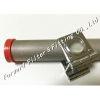 Buy cheap PP PE Filter Core Micron High Precision Perforated Metal Tube / High-tech Material from wholesalers