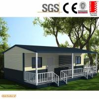 Buy cheap CE approvaled 32m2 granny flats with optional deck from wholesalers