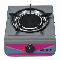 Buy cheap Single Burner Powder Coated Gas/Table Stove with Electronic Ignition from wholesalers