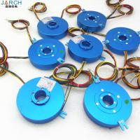 Buy cheap JARCH 2circuits 20mm throgh hole Pancake slip ring for toy robots from wholesalers