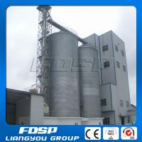 Buy cheap 1000t wheat corn Grain Storage Steel Silo from wholesalers