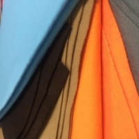Buy cheap 185CM width Polyester Dyed 2mm Felt from wholesalers