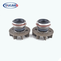 Buy cheap Customized G9 Metal Water Pump Mechanical Seal from wholesalers