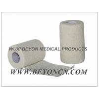 White Color Light EAB Elastic Adhesive Bandage Hand Tear Zinc Oxide Adhesive