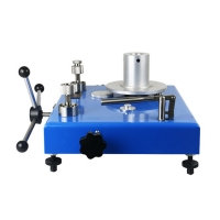 Buy cheap Pressure digital dead weight tester hot sale from wholesalers