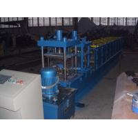 Buy cheap Rain Water Hydraulic Pipe Bending Machine Automatic / Roll Forming Machinery from wholesalers