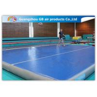 Buy cheap Drop Stitch Inflatable Air Gym Tumble Track Mat Inflatable For Gymnastic Training from wholesalers