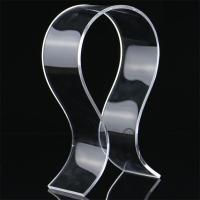 Buy cheap high clear acrylic headphone holder headset display holder from wholesalers