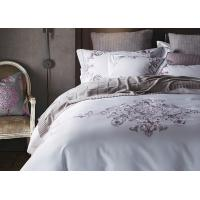 Buy cheap Sinkiang Cotton Cozy Embroidery Hotel Duvet Bedding Dobby Bedding Sets from wholesalers