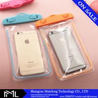 Buy cheap Hot selling waterproof  phone pocket sport phone protect case for iphone,samsung,google,HTC,SONY,LG ect from wholesalers