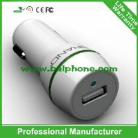 Buy cheap Single USB car charger Quick 2.0 charger for smartphone from wholesalers