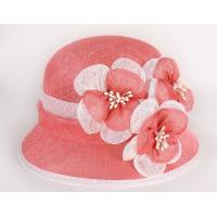 Buy cheap High Quality Philippe Sinamay Women Party Hat Lady Church Hat from wholesalers
