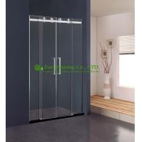 Buy cheap Shower room Door Ing Strip shower cubicles uk Chinahotel Glass China Wholesale Shower Bathroom Sliding Door from wholesalers