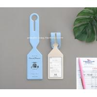 Buy cheap PVC Trave Luggage Hangtags ID Identifier Tag Travel Baggage Suitcase Label Ideal from wholesalers