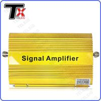 Buy cheap 70dB CDMA Cell Phone Signal Booster For Home Single Band Customized Design from wholesalers