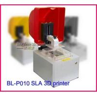 Buy cheap SLA 3D rapid printer 125 x 125 x 180 mm, jewelry 3D printer from wholesalers
