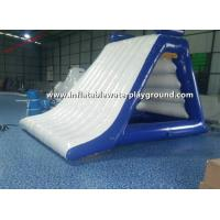 Buy cheap Aquaglide Fun Huge Inflatable Kids Water Slide For Water Park and Garden from wholesalers