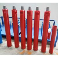 Buy cheap 6 Inch Ql60 Down Hole Hammer Faster Drilling Speed With Low Air / Oil Consumption from wholesalers