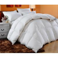 Buy cheap 233TC Hotel Collection Comforter , Hotel Collection Duvet King Size from wholesalers