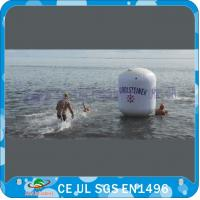 Buy cheap Outdoor Inflatable Buoys, Inflatable Water Buoy for Marine Event from wholesalers