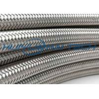 Buy cheap 8mm 304 Stainless Steel Wire Sleeve For Metal Cable Conduction / Production from wholesalers