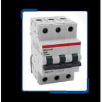 Buy cheap E93 3p arc fault ac electric low voltage mini circuit breaker mcb electrical Devices from wholesalers