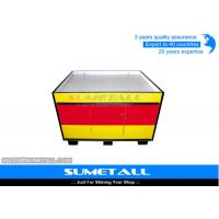 Buy cheap Grocery Stores / Supermarket Promotional Display Counter , Portable Sales Counter from wholesalers
