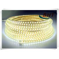 Buy cheap AC High Voltage 220V Led Strip Under Cabinet Lighting Crystal Case PVC Tube from wholesalers