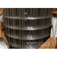 Buy cheap 304 3/4 Stainless Steel Welded Wire Mesh For Construction , Anti corrosion from wholesalers
