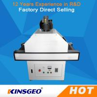Buy cheap 250kg Air Cooling Single UV Curing Machine , Uv Light Curing Equipment 2.2KW from wholesalers