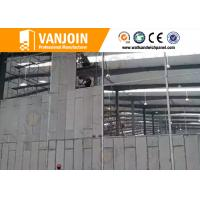 Buy cheap Waterproof Heat Insulation Sandwich Wall Panels New Building Materials 610mm Width from wholesalers