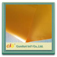 Buy cheap 1.5m-3.5m width PVC Coated Polyester luggage Plastic Tarpaulin for Outdoor product