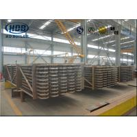 Buy cheap Industrial Cast Iron Flue Gas Heat Recovery Equipment Boiler Economizer ASME Standard from wholesalers