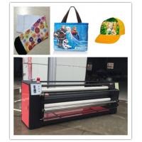 China Industry Large Format Machine Textil Fabric Heat Press Machine One Year Warranty on sale