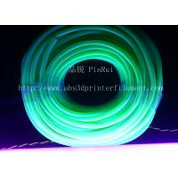 Buy cheap Fluorescence PVC Plastic Flexible Hose Blue / Green For Automobiles , Computers from wholesalers