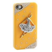China Diamond Case for iPhone 4G, Protection Hard Case for iPhone 4  (BSPC-00023) on sale
