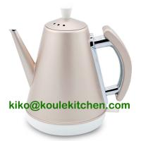 Buy cheap Stainless Steel Cordless electric turkish Tea Kettle from wholesalers