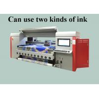 Buy cheap Stable Digital Scarf Printing Machine / Pigment Inkjet Printer On Fabric from wholesalers