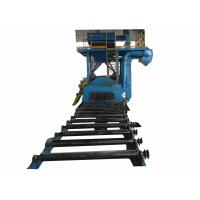 Buy cheap Surface Cleaning Machine: Roller Through Type Shot Blasting Machine from wholesalers