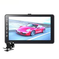 Buy cheap 7 inch Android truck gps navigation dashboard camera reverse camera dvr system from wholesalers
