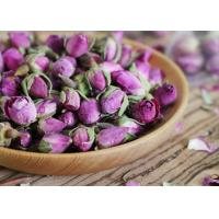 Buy cheap Purple Red Flower Fruit Tea Dried Rose Buds Tea Regulating Menstruation from wholesalers