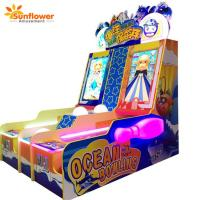 Buy cheap Hot Sale Coin Operated Arcade Redemption Bowling Machine Game from wholesalers